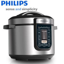 【飛利浦】《PHILIPS》16項智慧烹調+按鈕式面板◆智慧萬用鍋《HD2133 / HD-2133》