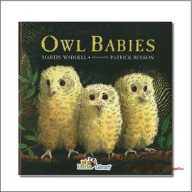 Owl Babies ~ 單CD