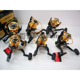 ◎百有釣具◎DARUMA INFINITY 紡車式捲線器 IF-1000型~IF-6000型 特價599元