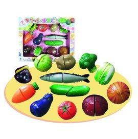 """樂雅切切樂--食材組   *可和""""大廚房""""一起購買增添更多趣味!*"""