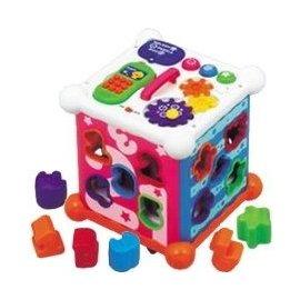 樂雅Toyroyal--新六面盒(TF767)    *鍛鍊寶寶思維新上市!!*