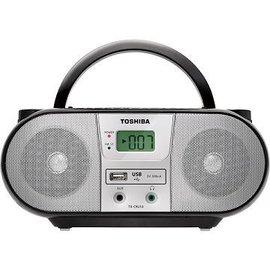 TOSHIBA 手提式CD音響 TX-CRU10TW