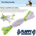 美國FLAPPY~FLATTY 香酥蔬菜捲 S~柔軟捲曲棉線玩具 DT~10650