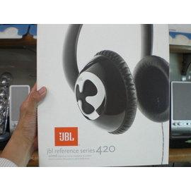 美國 JBL Reference 420 頭戴式耳機 英大公司貨附保卡保固1年 HD555 HD428 hdj500 srh550dj