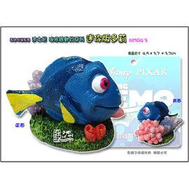 ~魚舖子~水族飾品^^^^美國 販售 迪士尼海底總動員系列 ^(迷你版多莉、布魯斯^)∼超