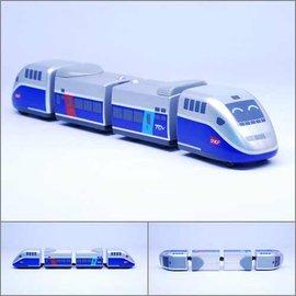 鐵支路 品─法國高鐵TGV迴力列車