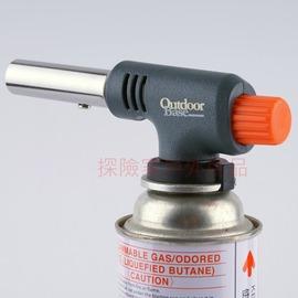 28101 Outdoorbase 焰舞自動點火噴火槍電子點火瓦斯噴槍.噴燈.生火.烤肉烘焙