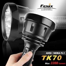 Fenix LED戰術手電筒 型號:TK70