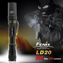 Fenix mini LED赤火手電筒  型號:LD20