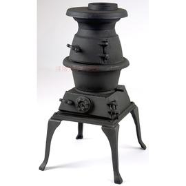 FT304鑄鐵暖爐 POT BELLY STOVE壁爐(小)武陵合歡山清境 露營 取暖 戶外居家
