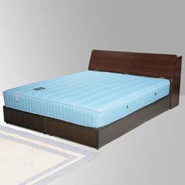 ~Homelike~諾雅6尺床組~雙人加大 床台 床底 床頭箱 ^(二色 ^)