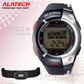【ALATECH】Iron Man時尚多功能運動錶.腕錶.車錶.手錶.碼表 /自行車訓練.跑步路跑.三鐵健身/ FB004 黑