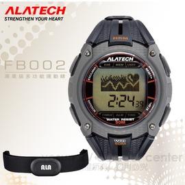 【ALATECH】專業級多功能運動錶.腕錶.車錶.手錶.碼表 /自行車訓練.跑步路跑.三鐵健身/ FB002 灰