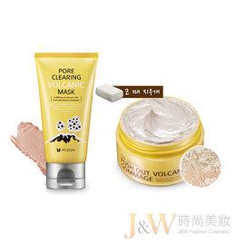 【J&W限定】MIZON 泥娃娃臉部潔淨組-粉刺導出泥膜+去粉刺面膜