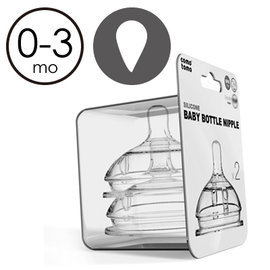 美國【Comotomo】 FDA認可醫療級矽膠奶嘴(不含雙酚A)
