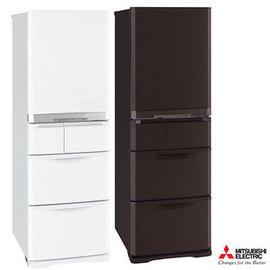 『MITSUBISHI』☆三菱420L五門變頻電冰箱 MR-B42T *贈基本安裝