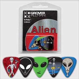 ~ 唐尼樂器︵~澳洲製 Grover Allman 主題系列~Alien~烏克麗麗 木吉他