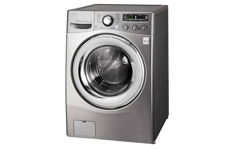 lg创新的直驱变频-滚筒洗衣机,拥有世界首创的6 motion模拟手洗