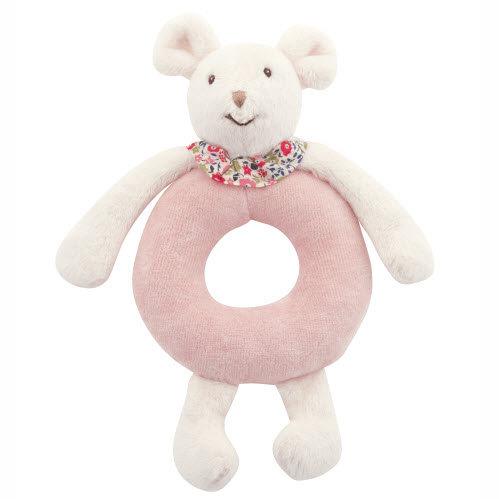 可爱的小熊娃娃,有著小朋友喜爱的长耳朵, 除了可以倾听宝贝的童言童