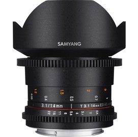 Samyang鏡頭 : 14mm T3.1 ED ASPH超廣角 for Sony AF^