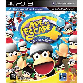 PS3 MOVE揮舞抓猴啦^(需要MOVE控制器 攝影機^) 日文版