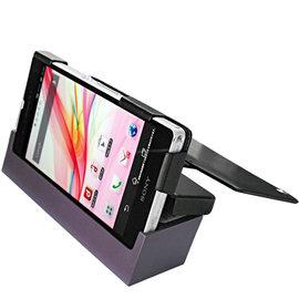 索尼 Sony Xperia Z C6602 手工訂製  法國NOREVE頂級手機皮套 可放充電座充  Xperia Z皮套 Sony Z皮套 保護皮套 保護殼 手機套  推薦