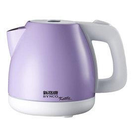 【新格】0.8L◆時尚◆不鏽鋼快煮壺《SEK-8001/SEK8001》