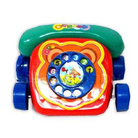 貓熊造型拉線電話 (6003)