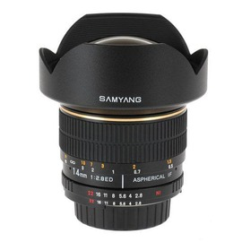 Samyang鏡頭 :14mm F2.8 ED ASPH UMC超廣角 for Sony