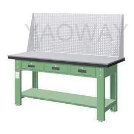 ~耀偉實業~ TANKO 天鋼 工作桌 WAT~6203A ^(橫式三屜^)