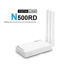 TOTOLINK N500RD 300Mbps 同步雙頻路由器 無線寬頻分享器