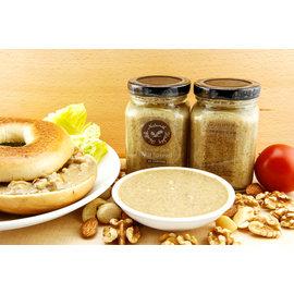 天然健康好油~法式核桃顆粒堅果醬~SGS檢驗合格 gt 麵包土司抹醬、沙拉醬、伴手禮^(夏