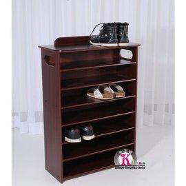 ^~奇寧寶kilinpo^~^~^~^~鞋櫃 鞋架~富良野~木製 鞋櫃 七層鞋架^(大^)