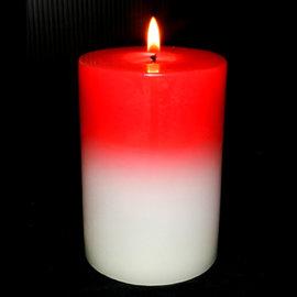 夢幻情境變色蠟燭