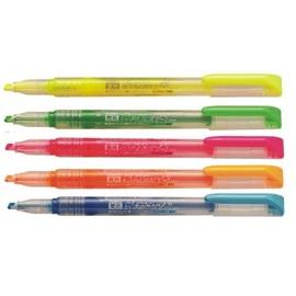 斑馬 SPARKY~1 直液式螢光記號筆^(5色組^)