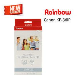 Canon KP~36 IP 明信片印相紙 x3盒 彩虹 貨 ^~^~