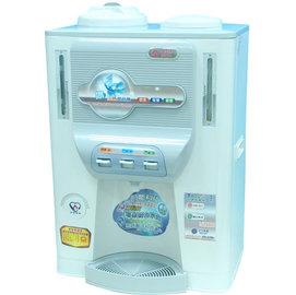 晶工牌 11.9公升全自動節能冰溫熱開飲機 JD-6206 **可刷卡!免運費**