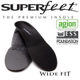 ~美國 Superfeet ~黑色科技輕量鞋墊 .登山.健走.跑步.舒適.久站.防臭.輕量