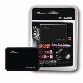 ~信浩~J~POWER JP~HA150 50合1晶片讀卡機 ^(含USB HUB ^)~