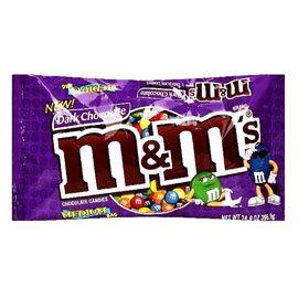 M  M s 黑巧克力357g