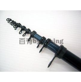 ◎百有釣具◎PROTAKO 上興台灣製造 剛波 磯釣竿 規格2號48/53M~機動性高的實用竿