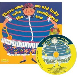 There Was an Old Lady Who Swallowed the Sea 童