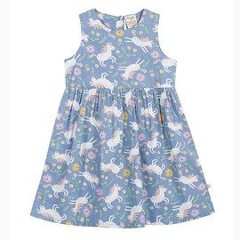 【英國有機棉 Frugi】100%有機棉天馬行空背心裙