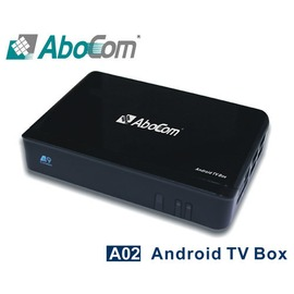 ~ ~ Abocom 友旺 mini PC A02 Android TV Dongle 智