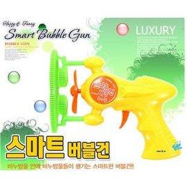 新款 風扇式吹泡泡機 水槍玩具 電動風扇泡泡槍自動泡泡機