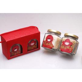 【花現幸福】喜米新品☆雙雙對對囍米禮盒99元☆婚禮小物 送客禮 喜米