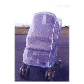 【紫貝殼】『GE78-2』欣康 SYNCON 兒童手推車專用蚊帳 適用單人推車