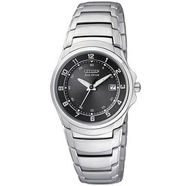 CITIZEN WACH星晨錶 Eco-Drive 型號:EW1360-56E標準型光動能女石英腕錶【分期0利率,免運費】《神梭鐘錶-實體店面》