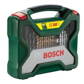 BOSCH博世 50件 X-line鍍鈦套裝組