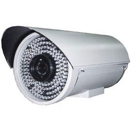 麒麟商城~100米戶外防水紅外線攝影機420TVL^(CA~8150^)含支架,1.5A變